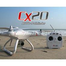 Cheerson CX20 CX-20 Brushless MX/GPS Auto-pathfinder 2.4GHz 4-CH 6-axis RC Quadcopter UFO Aircraft Support FPV