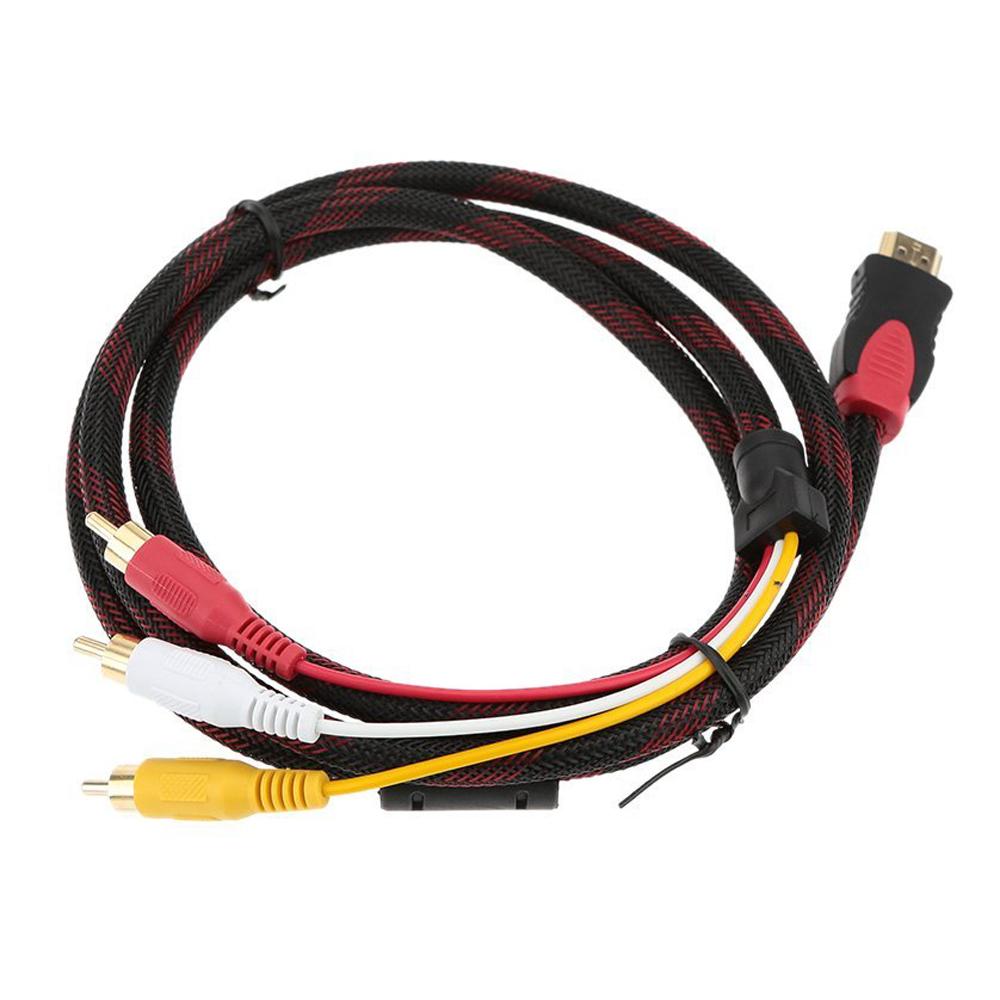 online kaufen gro handel component kabel hdmi adapter aus china component kabel hdmi adapter. Black Bedroom Furniture Sets. Home Design Ideas