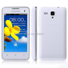 """Lenovo A396 phone 3G 4"""" SC7730 Quad-Core 1.2GHz Android 2.3 256MB 512M Dual Cameras WIFI free shipping multi-language LN(China (Mainland))"""