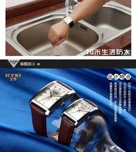 Mens Watches Women female models waterproof watch quartz watch men s side of the table fashion