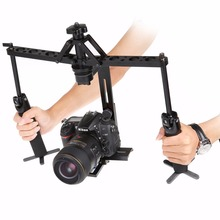 Buy WD-Z Hand Grips Handheld Stabilizer Rig Video Gimbal Steadicam Steady Stand canon nikon DSLR Camcorder DV 5D3 6D 7D Camera for $191.40 in AliExpress store