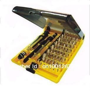 Free Shipping 45in1 Torx Precision Screwdriver(magnetic)  Cell Phone Repair Tool Set Tweezers Mobile Kit