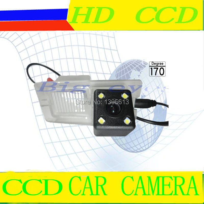 HD CCD Rearview Camera for Ssangyong kyron rexton RearView camera with 170 Degree Lens Angle NightVision waterprooF(China (Mainland))
