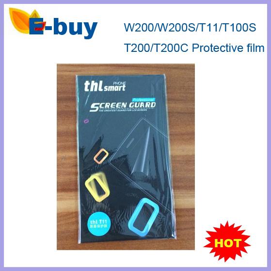 Stock 3 pcs/lot Original Screen Protector Film THL T100S/4400/5000/4000/T6S/T6PRO Phone - E-Buy Store store