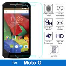 Original Tempered Glass Screen Protector For Motorola Moto G MOTOg XT1028 XT1039 XT1040 XT1045 Anti-shatter Glass Film