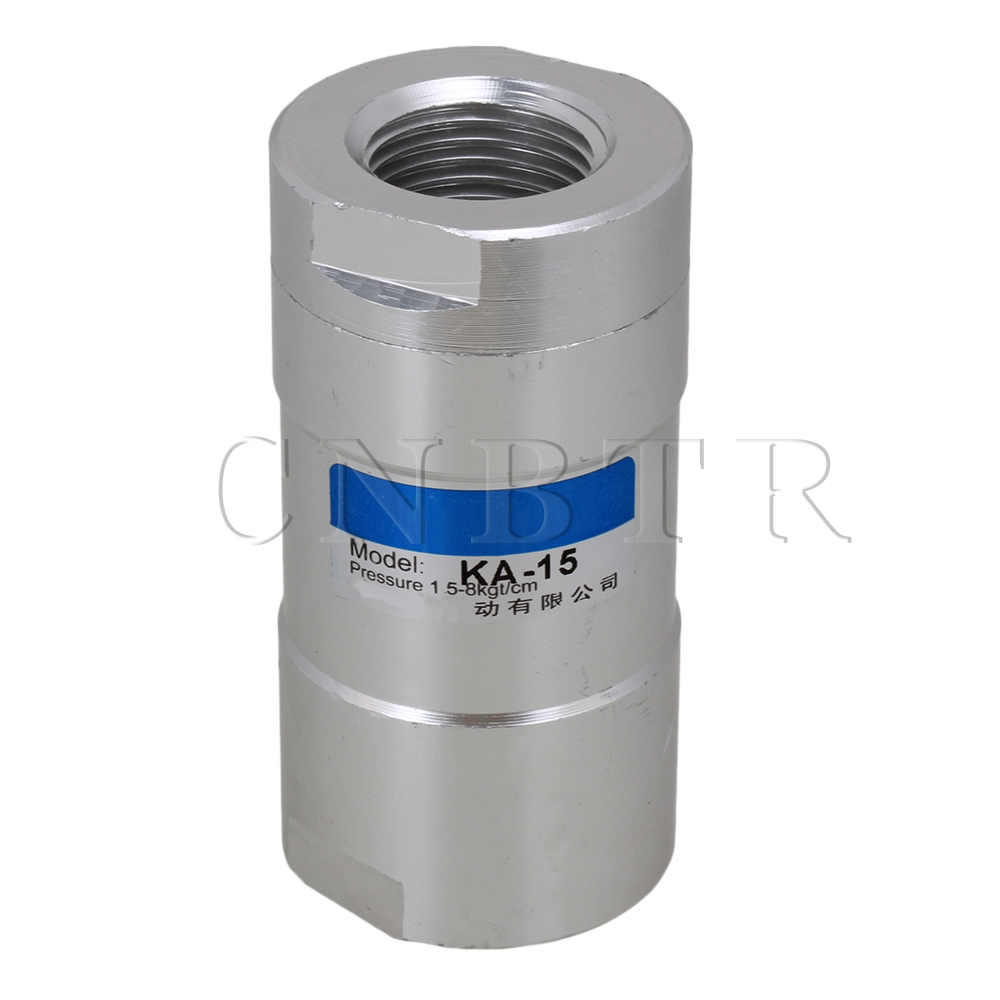 """CNBTR G1/2"""" One Way Type Air Flow Control Pneumatic Female Thread Inline Check Valve(China (Mainland))"""