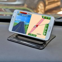 Universal Windshield Dashboard Sticky Mat Pad Vehicle In-Car Dash Mount Holder Stand for Apple iphone 4 4s 5 5s 6 plus LG G3 GPS