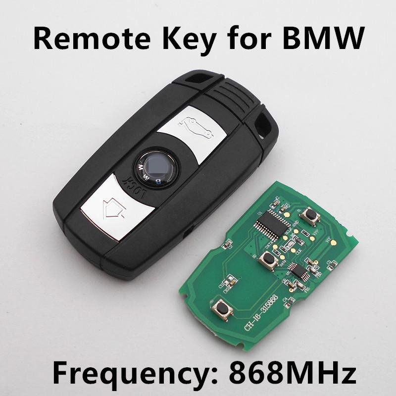 Program Bmw Smart Key