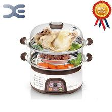 220V Food Warmer Steamer Bun Warmer Cooking Appliances Steamed Electric Steamer 6-8L(China (Mainland))