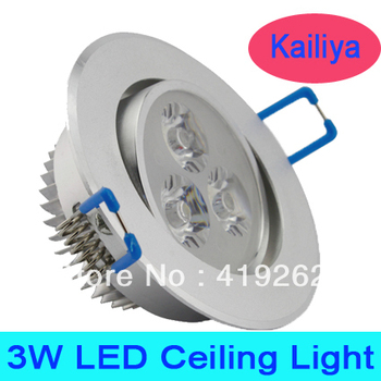 Free shipping 10pcs 3W led cell downlight, dimmable led ceilling light,warranty 2 year, ceiling downlight warm white lighting
