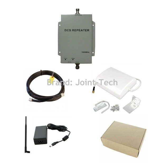 Czech Republic O2 Mini GSM 1800 Mobile Phone Signal Repeater Booster Upto 250sqm(China (Mainland))
