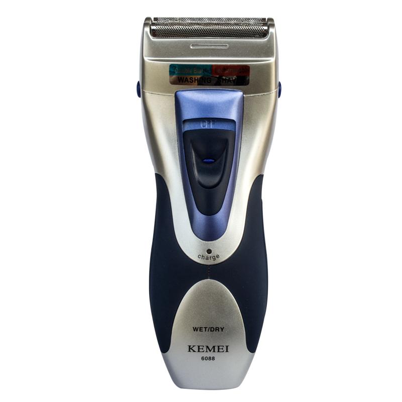 rechargeable dual head beard trimmer washable 2 blade men 39 39 s electric unique foil shaver razor. Black Bedroom Furniture Sets. Home Design Ideas