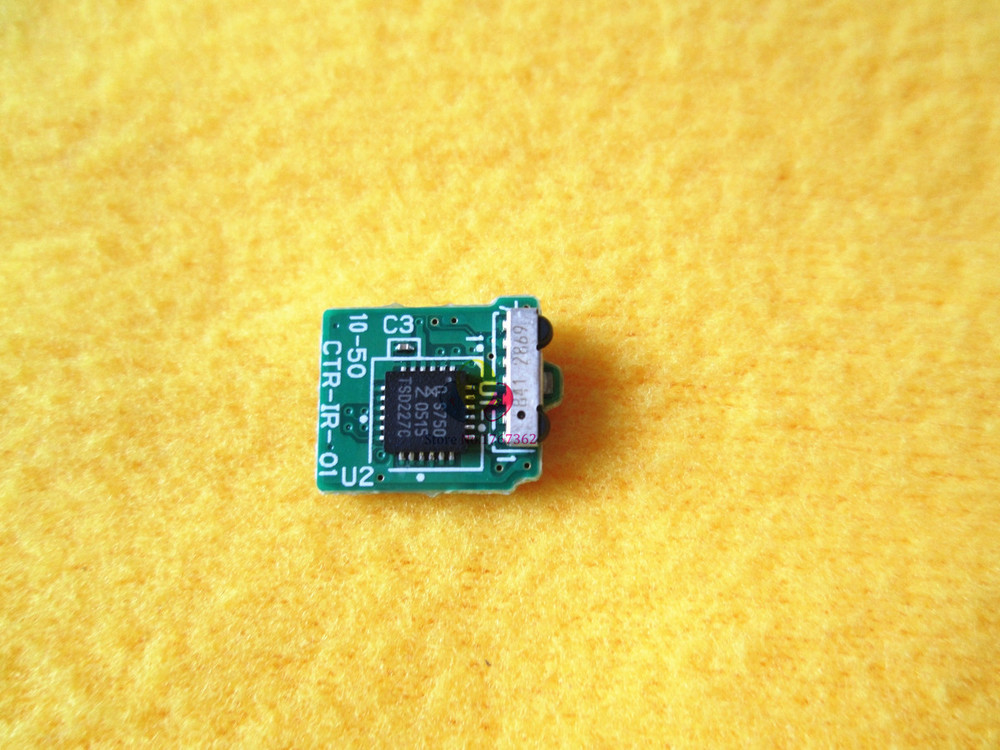 Original Reserve Parts PCB Wifi Card Module Bluetooth Board For 3ds Console Replacement Internal Receiver Switch Socket Board(China (Mainland))