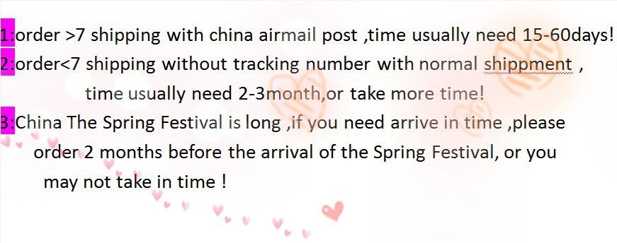 shipping timetime