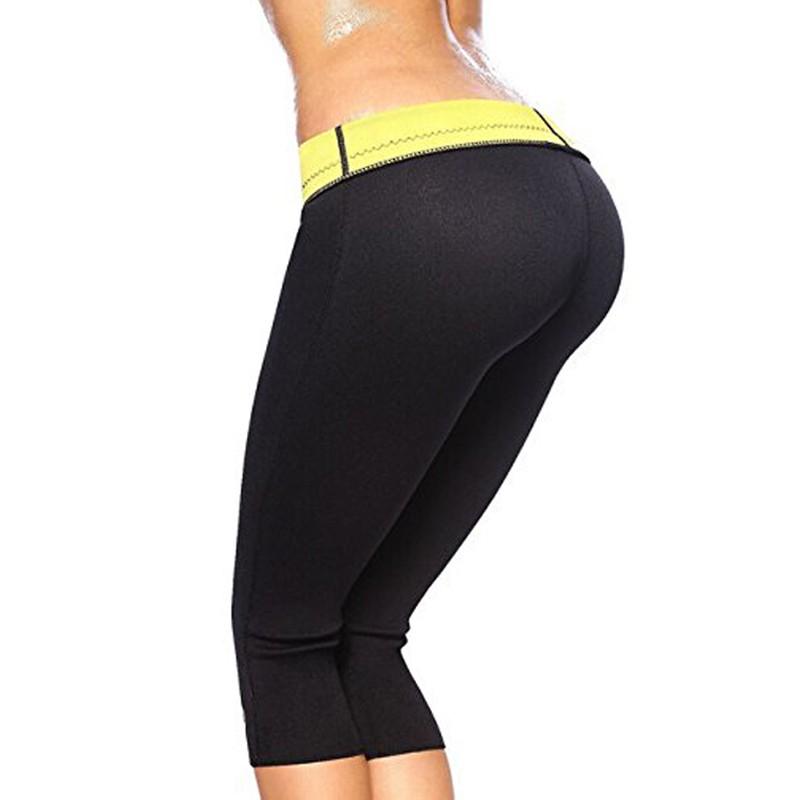 (Брюки + Пояс) ГОРЯЧИЕ Super Stretch Неопрена Спортивные Брюки Набор женщин Для Похудения Женщины Талия Обучение Корсеты Органа Shaper