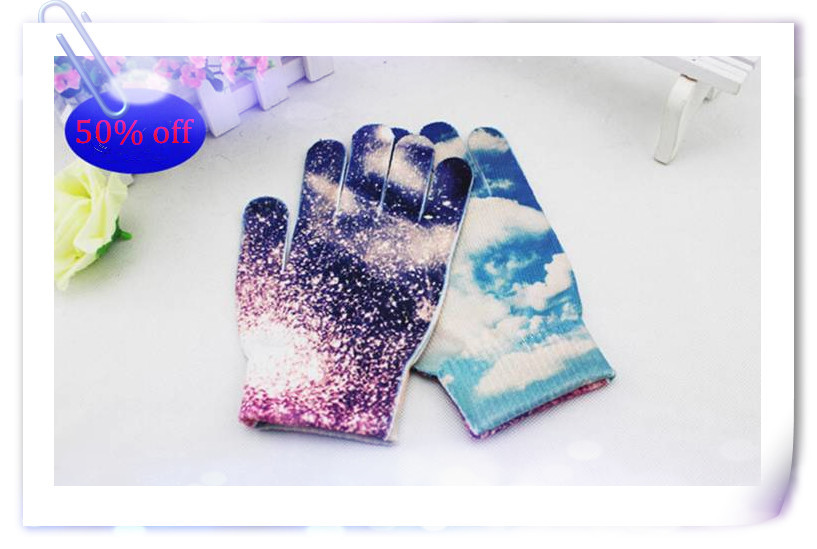 Smartphone Touch Sensitive Winter Customized Gloves For Touch Screen(China (Mainland))