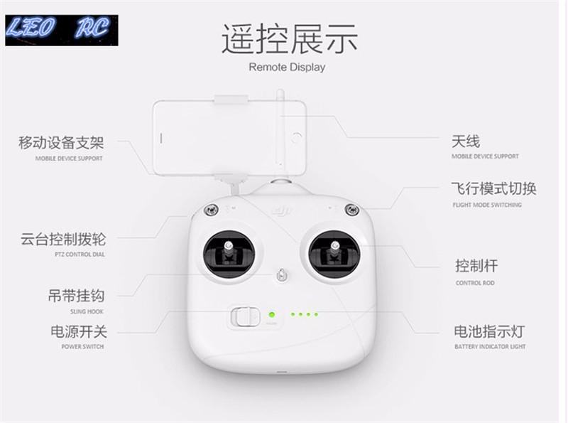 DJI Phantom 3 STD FPV with 2.7K HD Camera & GPS