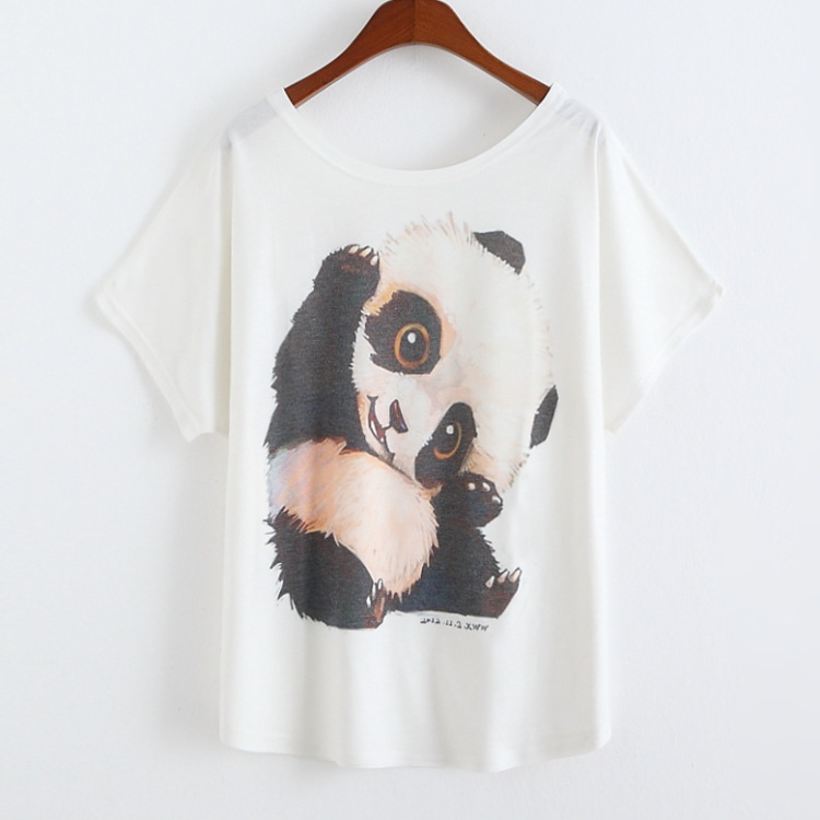 aliexpress buy 2016 vogue animal printed panda t