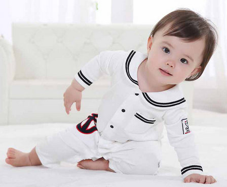 Newborn Baby Boy Designer Clothes Cotton Romper for Baby Boy