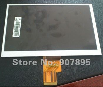 7inch HD TFT Display LCD Screen for MID A100 A500 1024*600 LVDS Signal EJ070NA-01J Manager recommend 100%new & original