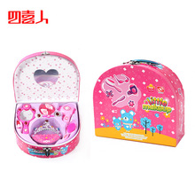 New Arrival Genuine Princess Series Ultra Fine Jewelry Box Set Makeup Girl Play Toy Wholesale For Girls Best Gift(China (Mainland))