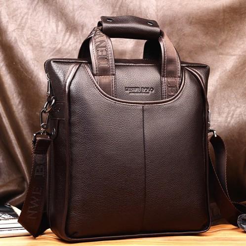 Real cowhide handbag shoulder bag messenger bag men messenger bag business bag<br><br>Aliexpress