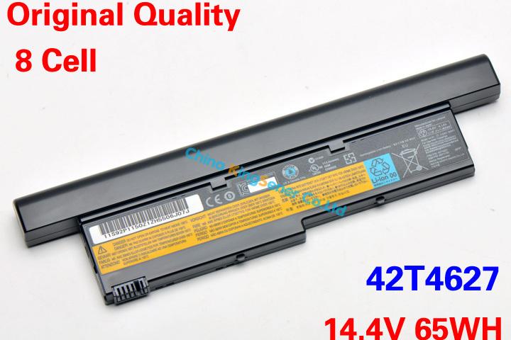 8Cell Original Quality New Laptop Battery for IBM Lenovo ThinkPad X40 X41 42T4627 92P1150 92P0999 92P1149 92P1145 92P1147 4.5AH(China (Mainland))