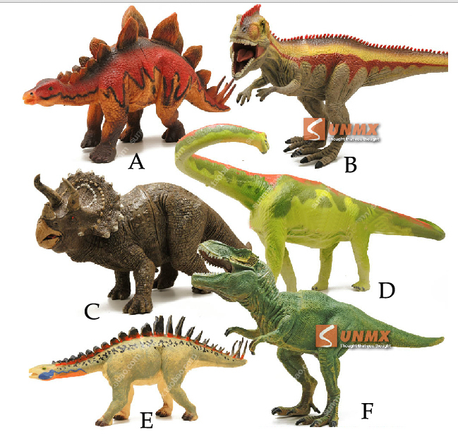Free Shipping 1pc Plastic dinosaur toys artificial animal model series toy children toy