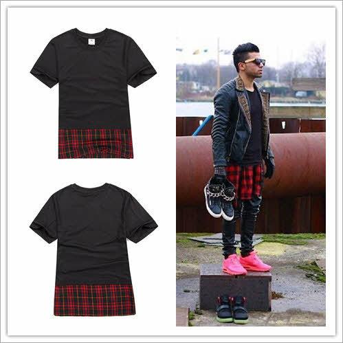 Мужская футболка BD/40 /t Kanye west t hba harajuku мужская толстовка thumbholes zip kanye west tyga pyrex hba yeezus