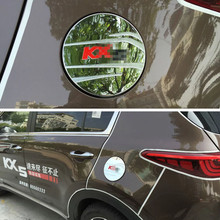 Buy Kia Sportage KX5 2016 2017 ABS Chromed Oil Fuel Tank Cover Protector Trim for $14.44 in AliExpress store