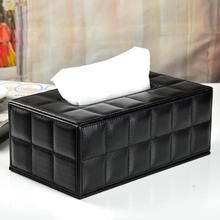 Полиуретан кожа тканей коробка салфеток коробка европейский стиль аксессуары для дома держатель костюм отель для дома автомобиль и т . д .