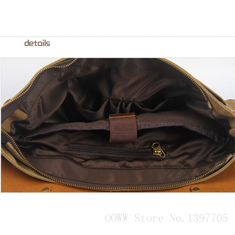 2014 New Canvas Men Messenger Bags,Vintage Crossbody Bags For Women Ca