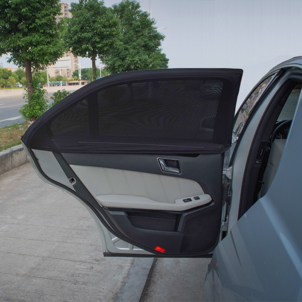 Tfy universal car side window baby sun shade protects your for All side windows