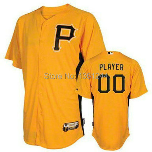 baseball jersey  Pittsburgh Pirates  white  customized Your Name Number Customized team uniforms  jerseys<br><br>Aliexpress