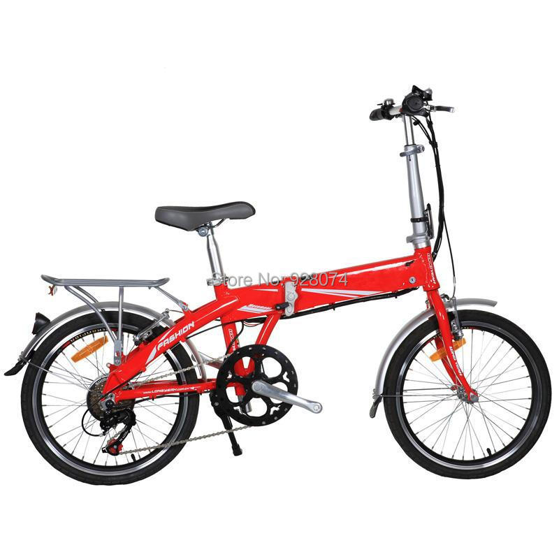 ZT G1103 Folding electric bicycle folding electric bike 250w motor aluminum frame portable smart lithium battery