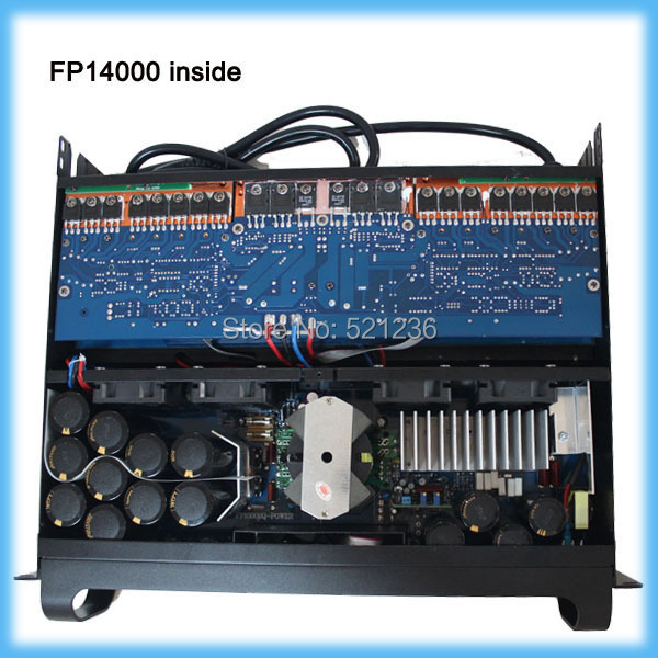 LAB gruppen professional mixer stereo amplifier fp14000 2 channels manufacturer(China (Mainland))