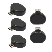 Buy 2017 High 5 Pcs Micro USB Male USB 2.0 Adapter OTG Converter Android Tablet Phone for $1.03 in AliExpress store