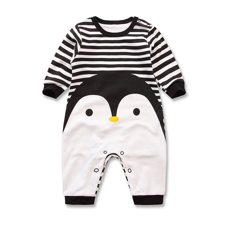 Penguin baby clothes promotion shop for promotional penguin baby clothes on aliexpress com