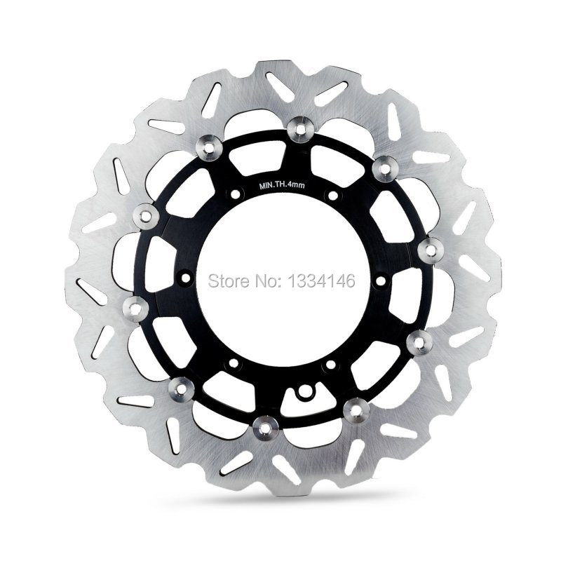 Supermoto Front Brake Disc 320mm Husaberg FC/FE/FS/FX 400 450 501 550 650 1999-2008  -  Speed and Sport Graphics store