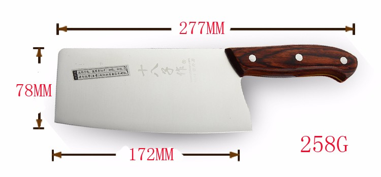 Buy High Quality Kitchen Knives Stainless Steel Japanese Chef Knife Meat Cleaver Vegetable Knife cooking Tools cuchillos de cocina cheap