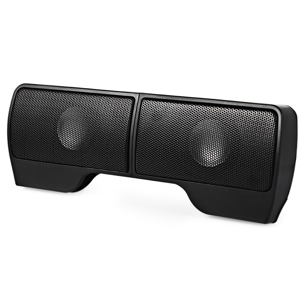 2016 portable cool m21 mobile loudspeaker clip on black