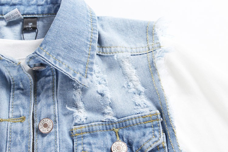 2015 Summer new female denim vest korean style women sleeveless long jeans vests jacket casual woman cowboy clothes big size 5XL (14)
