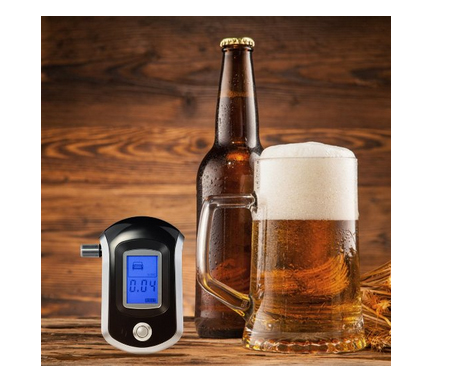 car-detector portable Breath Alcohol Tester Professional breathalyzer china supplier(China (Mainland))