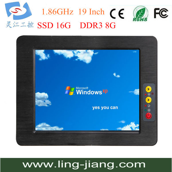 19 inch touch screen industrial Panel PC rugged tablet pc(China (Mainland))