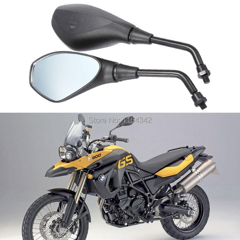 Motorcycle Mirrors For Yamaha Harley Honda Suzuki Kawasaki Ducati Buell Aprilia BMW KTM ATV Dirt bike Street Standard Naked Bike(China (Mainland))