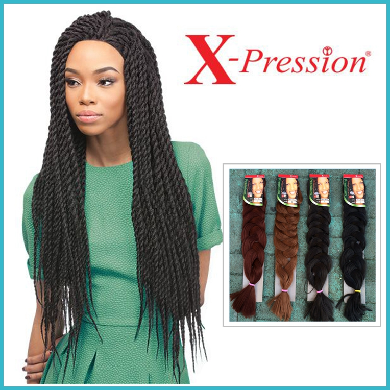 Crochet Xpression : Expression Hair Extensions Ultra Braid Expression Braids Rachael ...