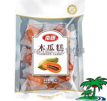 Hainan specialty food papaya 200gQ chewy snack<br><br>Aliexpress