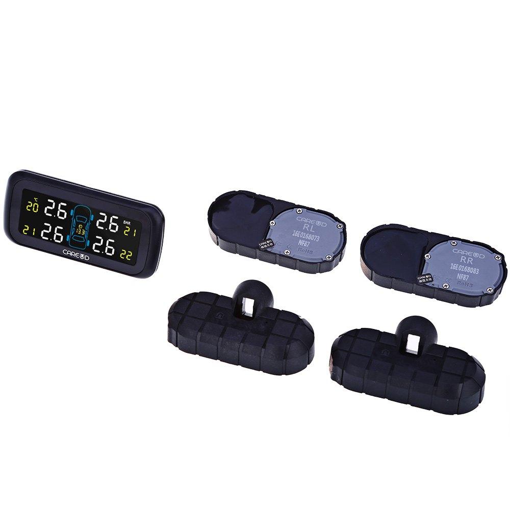 Universal Profession Auto Tire Pressure Alarm Sensor 4 Internal Sensors Tire Pressure Monitoring System TPMS Diagnostic Tool(China (Mainland))
