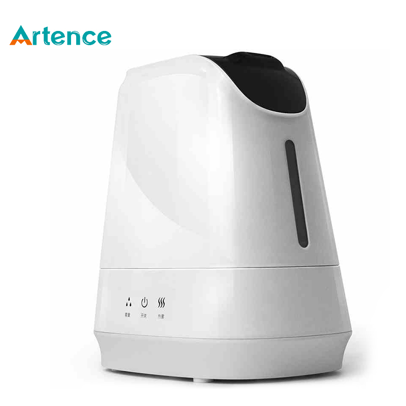New Home 4.2L Multifunctional Air Humidifier With Hot and Cool Mist Mode Water Filtration Function Touch Control Aroma Diffuser(China (Mainland))