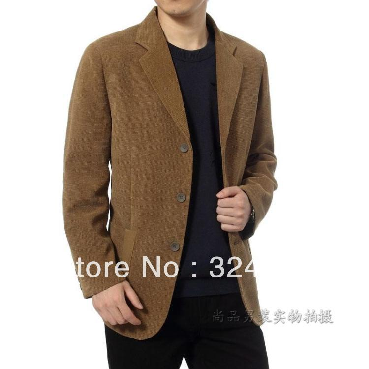 2012 mens blazer mens clothing outerwear male casual suit separate buckle suitОдежда и ак�е��уары<br><br><br>Aliexpress